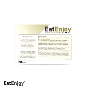 EatEnjoy Gluten contre les effets désagréables de l'intolérance au Gluten?