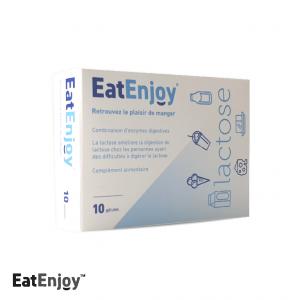 EatEnjoy lactose contre les effets désagréables de l'intolérance au lactose?
